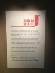 Room to Breathe introduction.